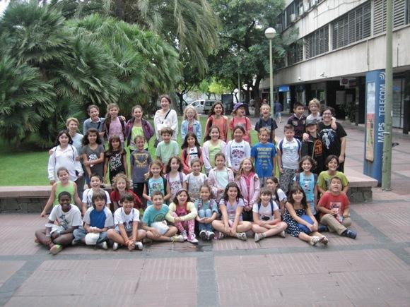 Escola San  Martí (Torrelles)