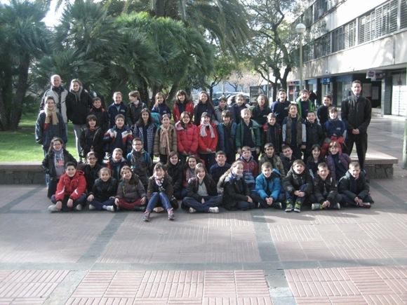 Col·legi  Sagrada Familia (Sabadell) 07-02-14-1
