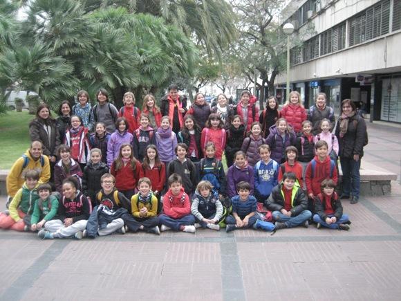Escola Antoni Gaudi (Castelldefels)