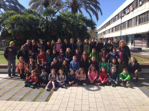 Escola Pau Casals ( Sant Llorenç Hortons)