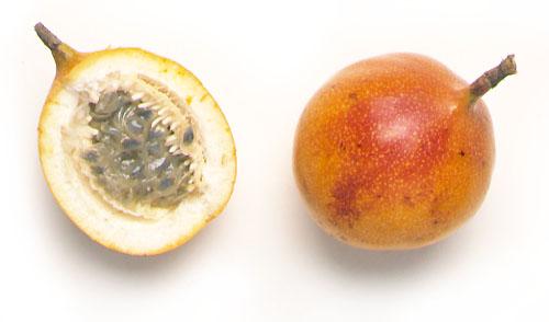 Passion fruit; Granadilla fruit
