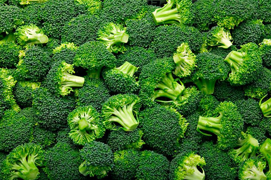 Inflorescent garden produce