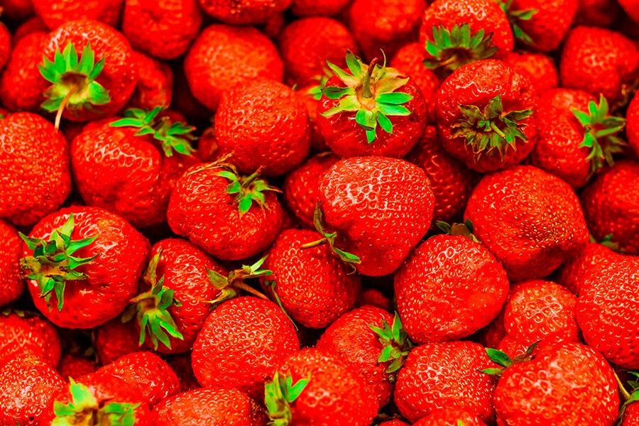 Fruta pequeña