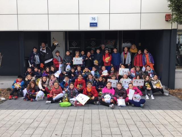 Escola Barcelona (Barcelona)