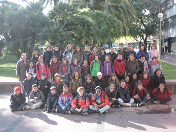 Escola Font d'en Fargas (Barcelona)