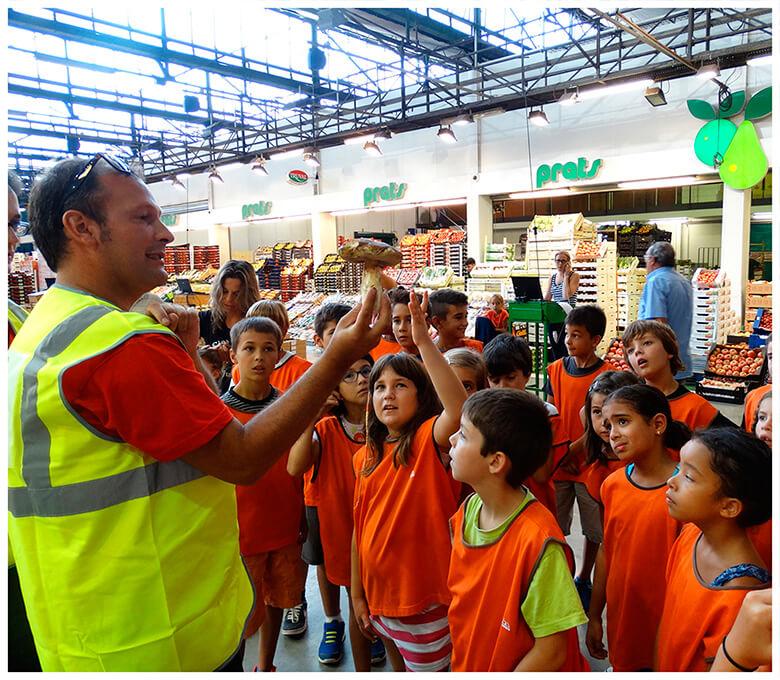 Visita Mercat Central
